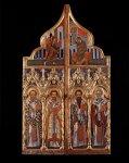 Altarflügeltüren, gotisch