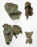 Archäologische Staatssammlung München, Keltische Stofffragmente